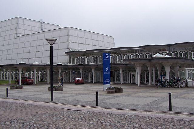 Centro de Artes Escénicas Esbjerg