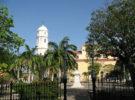 Plaza Bolívar en Ciudad Bolívar