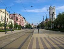 Monumento Rosa Blanca de Debrecen