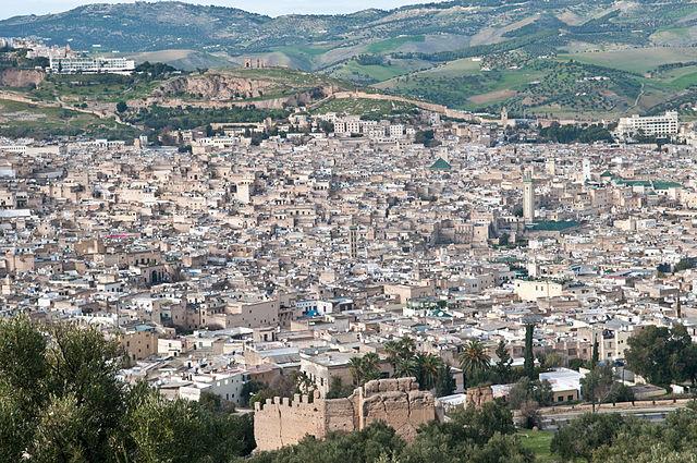 Mezquita Kairaouine de Fez