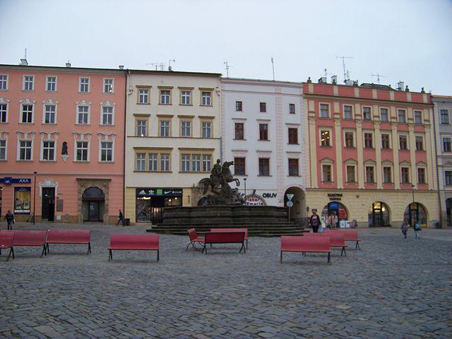 Fuente César de Olomouc