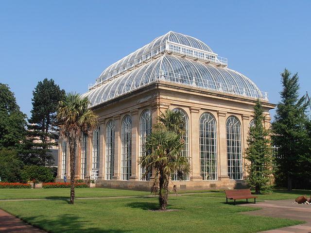 Real Jardín Botánico de Edimburgo