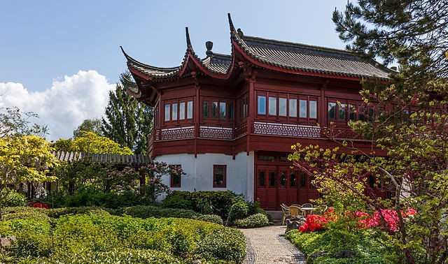 Jardín Botánico de Haren