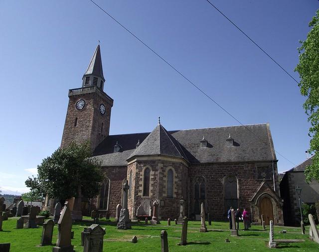 Iglesia de San Esteban en Inverness