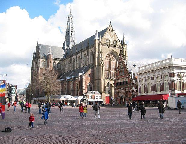 Jopenkerk, cervecería tradicional en Haarlem