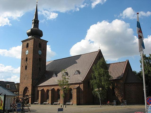 Iglesia de Nuestro Salvador en Horsens
