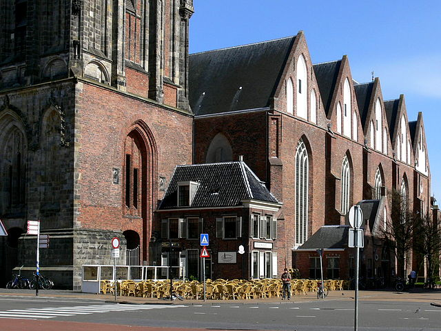 Iglesia de San Martini de Groninga