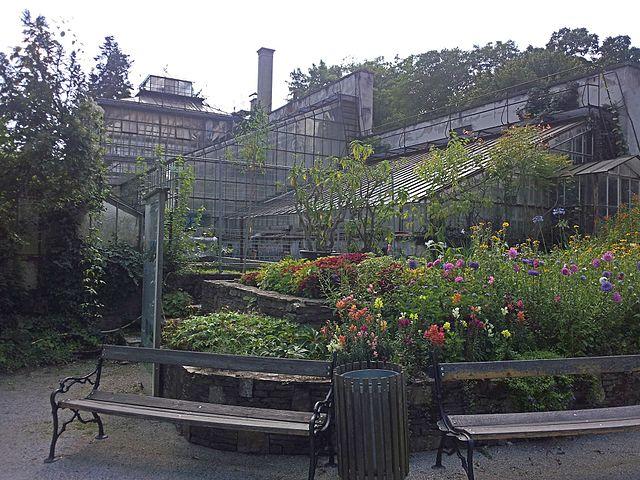 Jardín Botánico de Graz