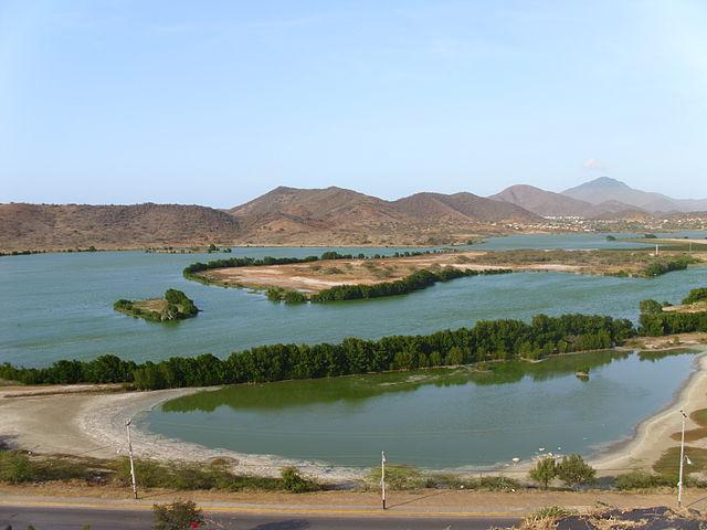 Laguna de los Mártires