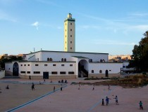 Plaza del Majzen en Larache