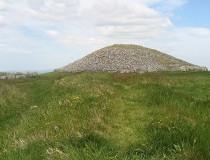 Antiguo cementerio de Loughcrew  Cairns en Irlanda