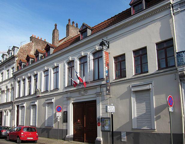 Casa natal de Charles de Gaulle en Lille