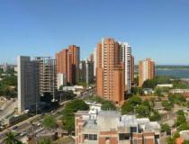 Plaza Baralt en Maracaibo