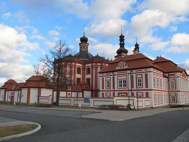 Mariánská Týnice, lugar de peregrinación