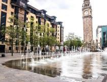 Reloj Memorial Albert en Belfast