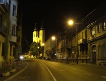 Iglesia Mindszent en Miskolc