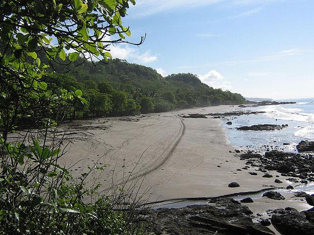 Cascadas Montezuma en Puntarenas