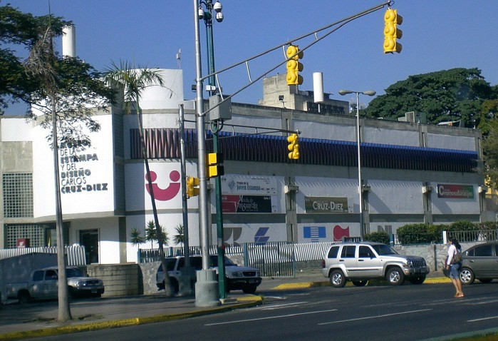 Museo Carlos Cruz-Díez en Caracas