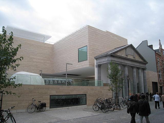 Museo M de Lovaina