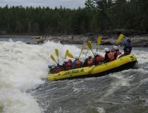 Rafting en Ottawa