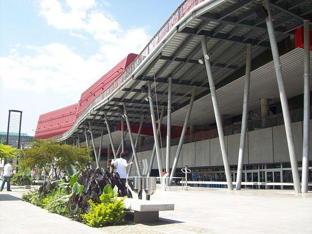 Parque Explora en Medellín