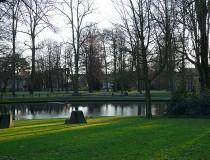 Parque de Valkenberg en Breda