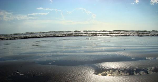 Bonita playa en Buenos Aires