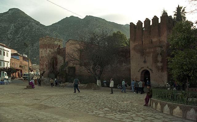 Plaza Outa el Hamman y Kasbash