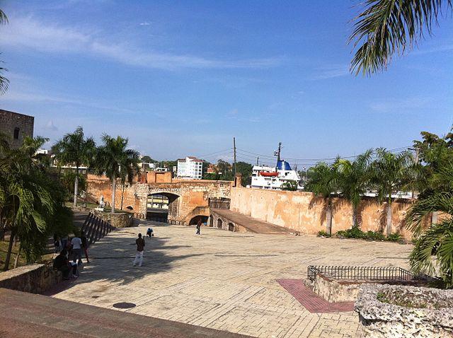 Plaza de España de Santo Domingo