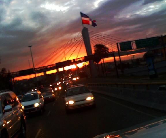 Puente Juan Bosh en Santo Domingo