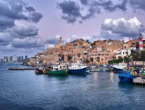 Puerto de Jaffa en Tel Aviv