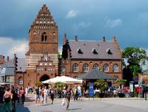 Iglesia de St. Lawrence de Roskilde