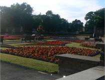 Parque Stanley en Blackpool
