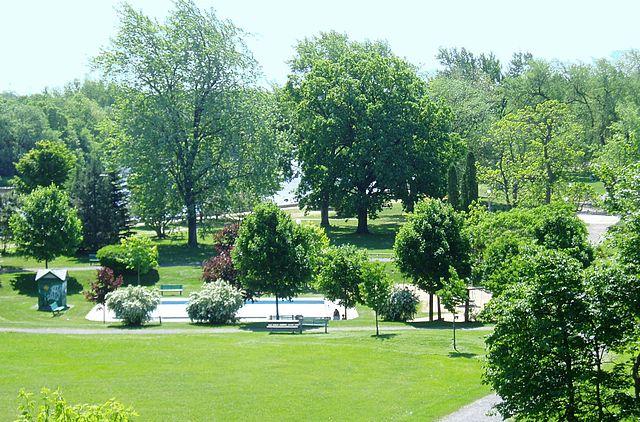 Parque Strathcona en Ottawa