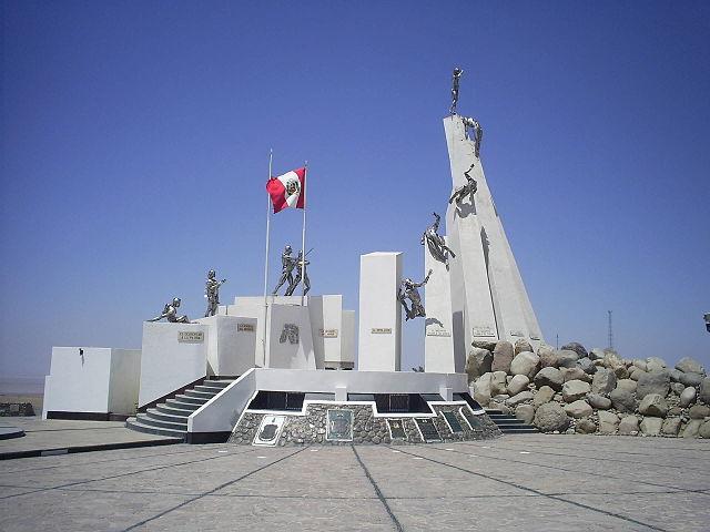 Casa Museo de Zela en Tacna