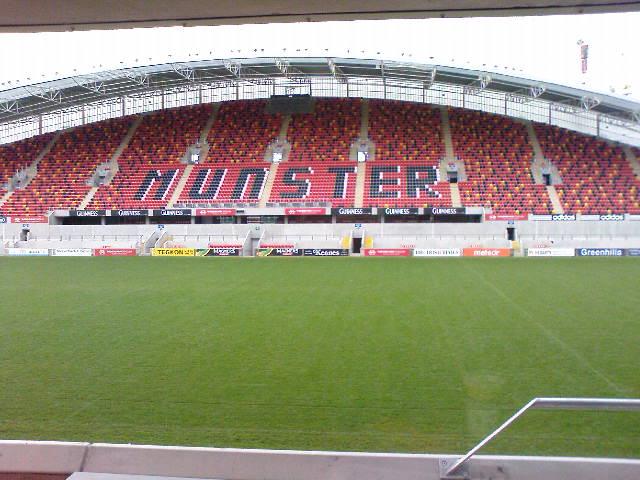 Thomond Park, estadio en Limerick