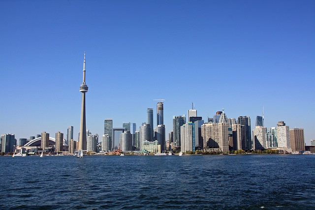 Restaurante Canoe en Toronto