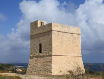 Torre Ghallis en Naxxar