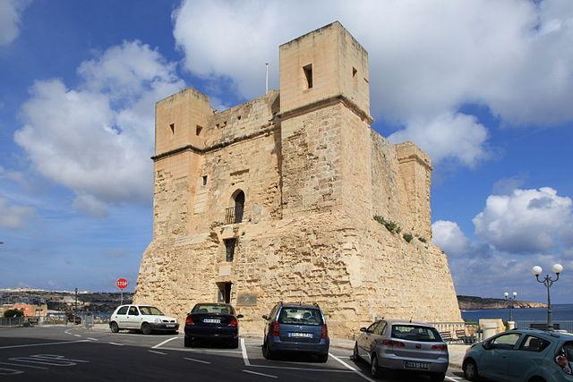 Torre Wignacourt en St. Paul´s Bay
