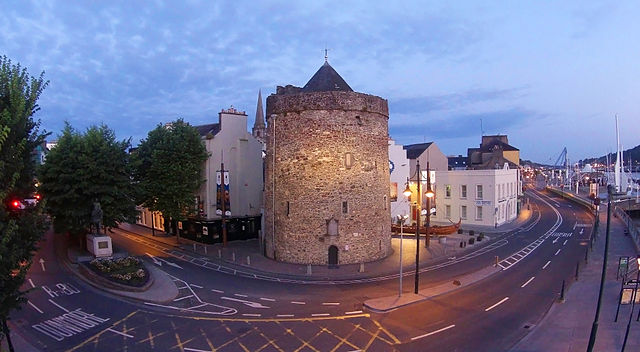 Torre del Reloj de Waterford