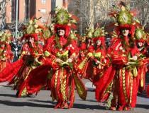 El Carnaval de Badajoz, uno de los más conocidos de España