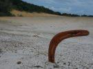 El boomerang, otro souvenir australiano