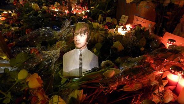 Homenajes a David Bowie en Berlín, ciudad en la que vivió