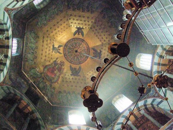 La Capilla Palatina es el corazón de la Catedral de Aquisgrán