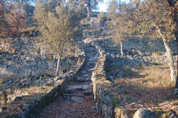 Yacimiento arqueológico de Citania de Briteiros