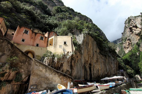 Furore, un pueblo casi escondido en la Costa Amalfitana