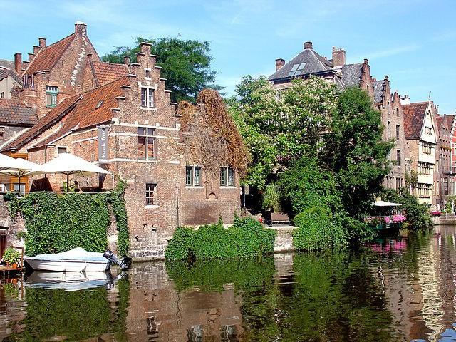 Tour por el río Lys en Gante