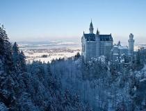 Curiosidades del Castillo de Neuschwanstein