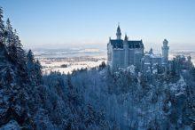 5 curiosidades del Castillo de Neuschwanstein que probablemente no sabías