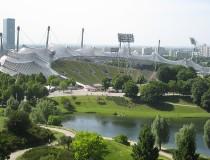 El Parque Olímpico de Munich